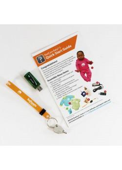 RealCare Baby® kontrollsentersett til babysimulator. (programvare og USB-nøkkel)-20